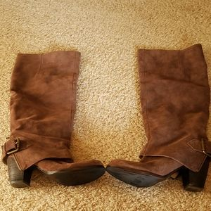 Nine West Vintage tall leather boots